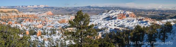 Bryce Canyon Winter #11