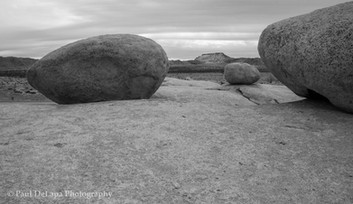 Mohave bw #1