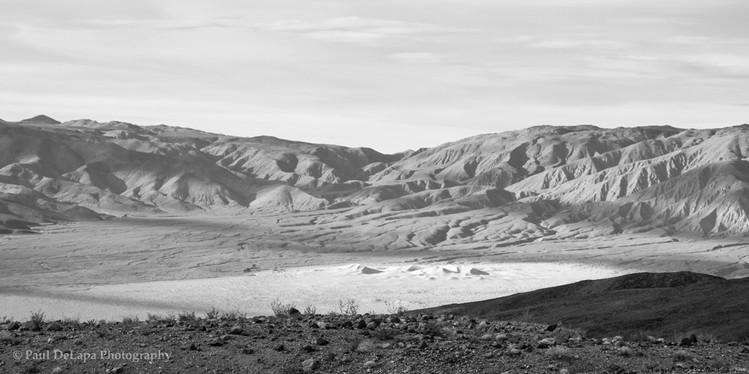 Death Valley bw #6