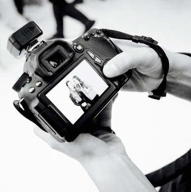 צילום אירועים תוכן לאירועים  עמדת צילום וויט סקרין