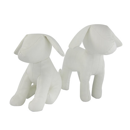"13"" Plush Dog Mannequin"