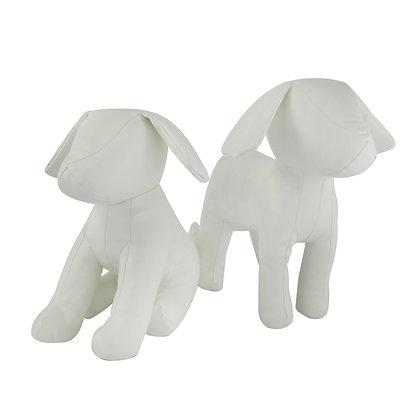 """13"""" Plush Dog Mannequin"""