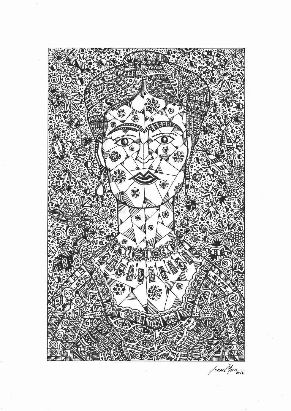 Obra 4 - Frida Kahlo