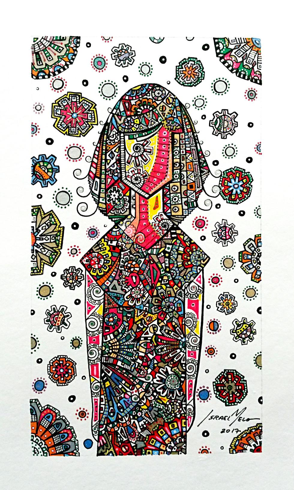 Obra 5 - Mulher