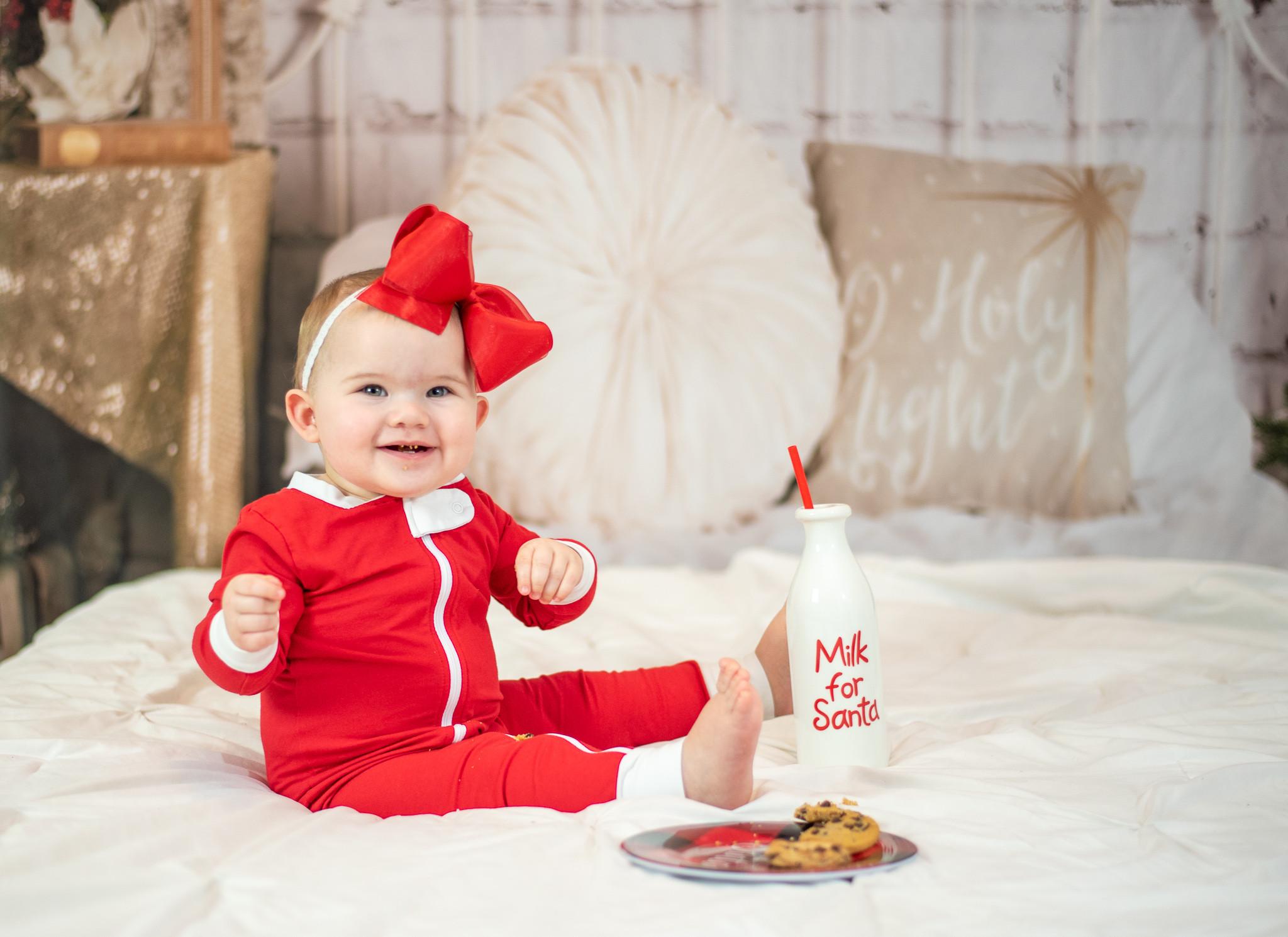 Christmas Mini - Milk & Cookies