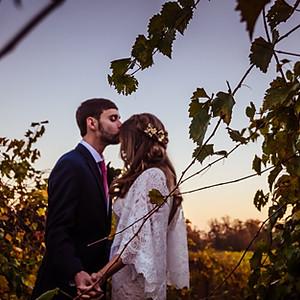 Whitman Wedding