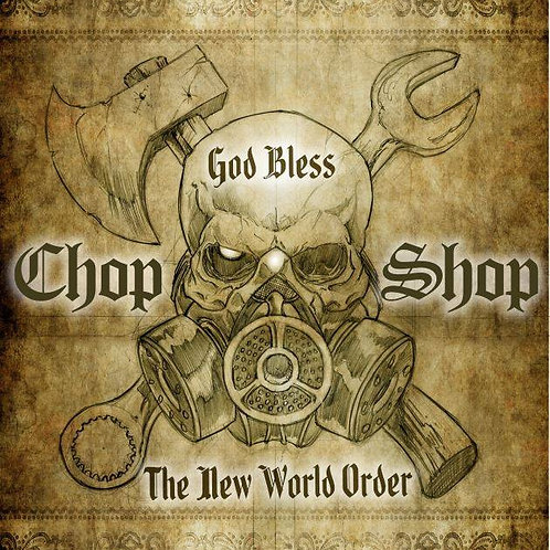 God Bless The New World Order Vol. 1: Gassed Up