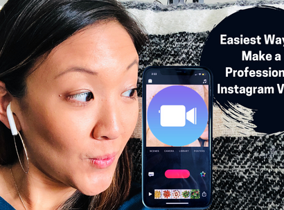 Make a Professional IG Video in 10 minutes
