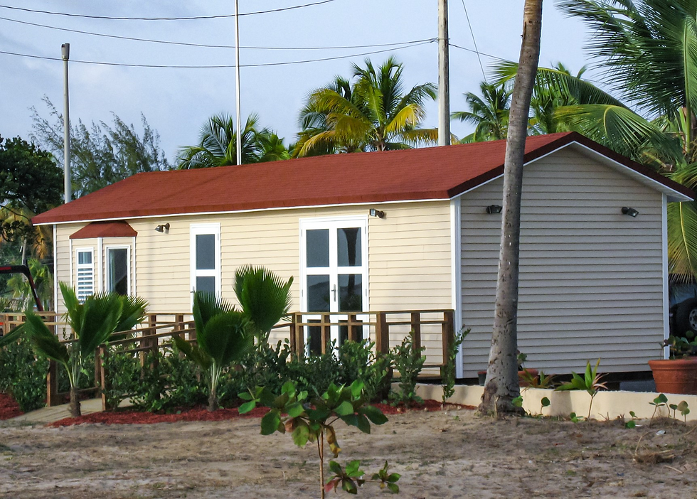 Photo of Home Trailer at a Beach