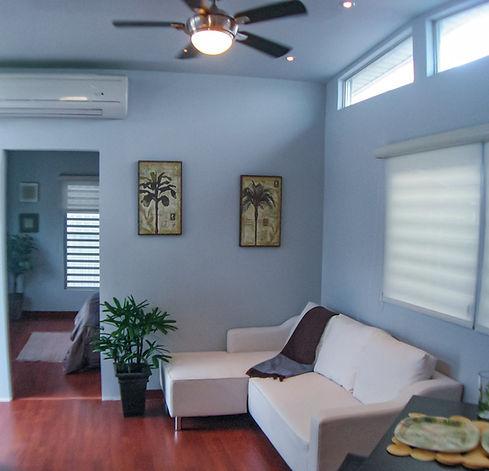 Home Trailer Living Room