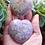 Thumbnail: Aura Flower Agate Heart
