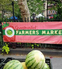 Green Market. waatermarked
