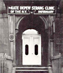 Kate Depew Strang Clinic