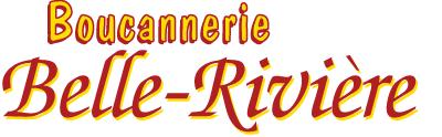 Logo Boucherie Boucannerie Belle-Rivière spécialiste en viande fumée