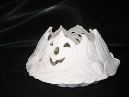 Halloween Candle Topper