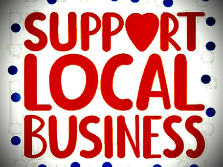 WE SERVE AND SUPPORT LOCAL BUSINESS.
