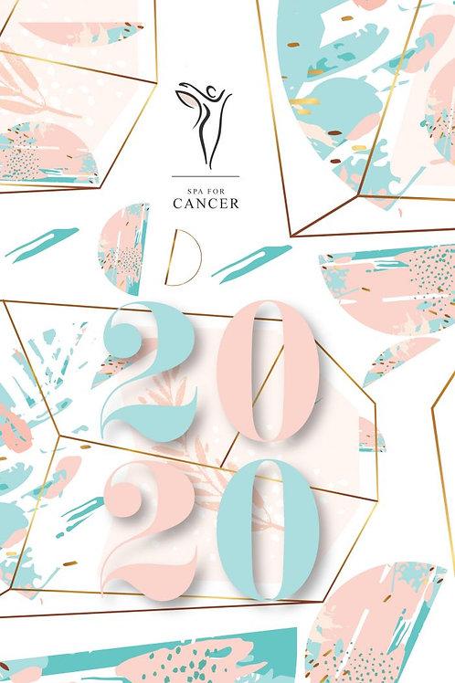Kalendarz Spa for Cancer 2020