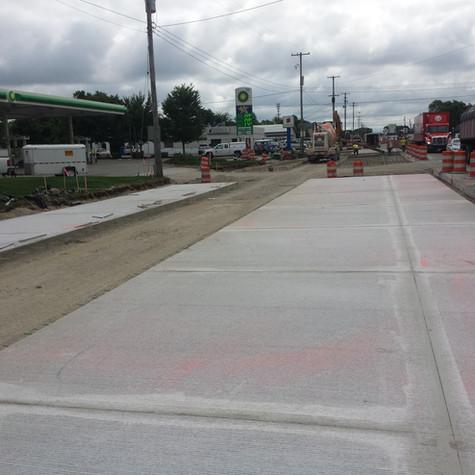 M-11 Walker full road reconstruction project