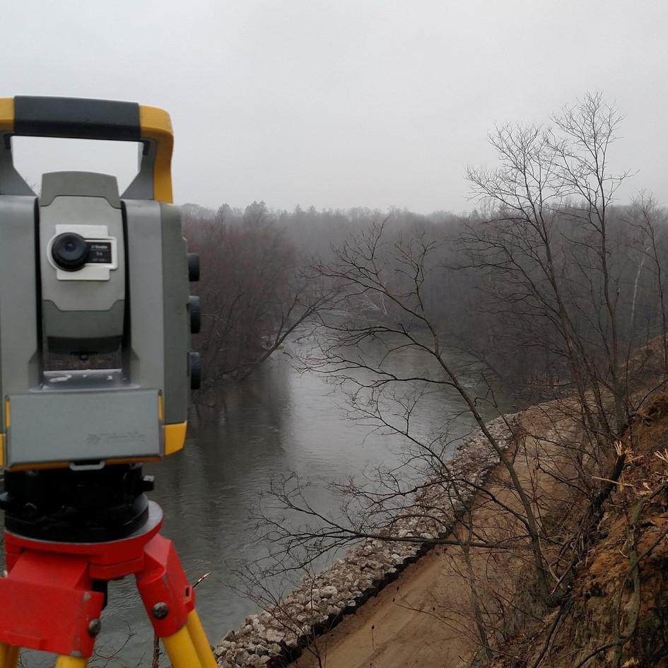 Kalamazoo River / Bank Stabilization