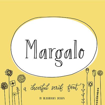 Margalo Font