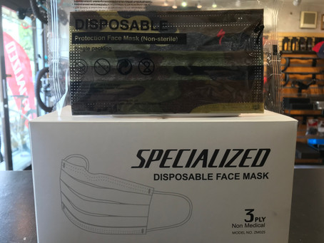 Sロゴ マスク SPECIALIZED MASK