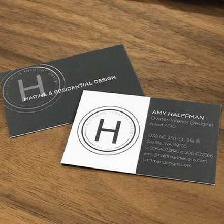 Halffman Cards