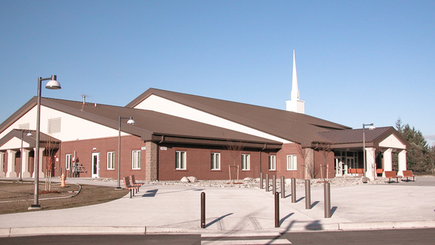 North Fort Chapel & Educational Facility