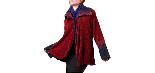 """Jacket """"New Red Threads"""""""