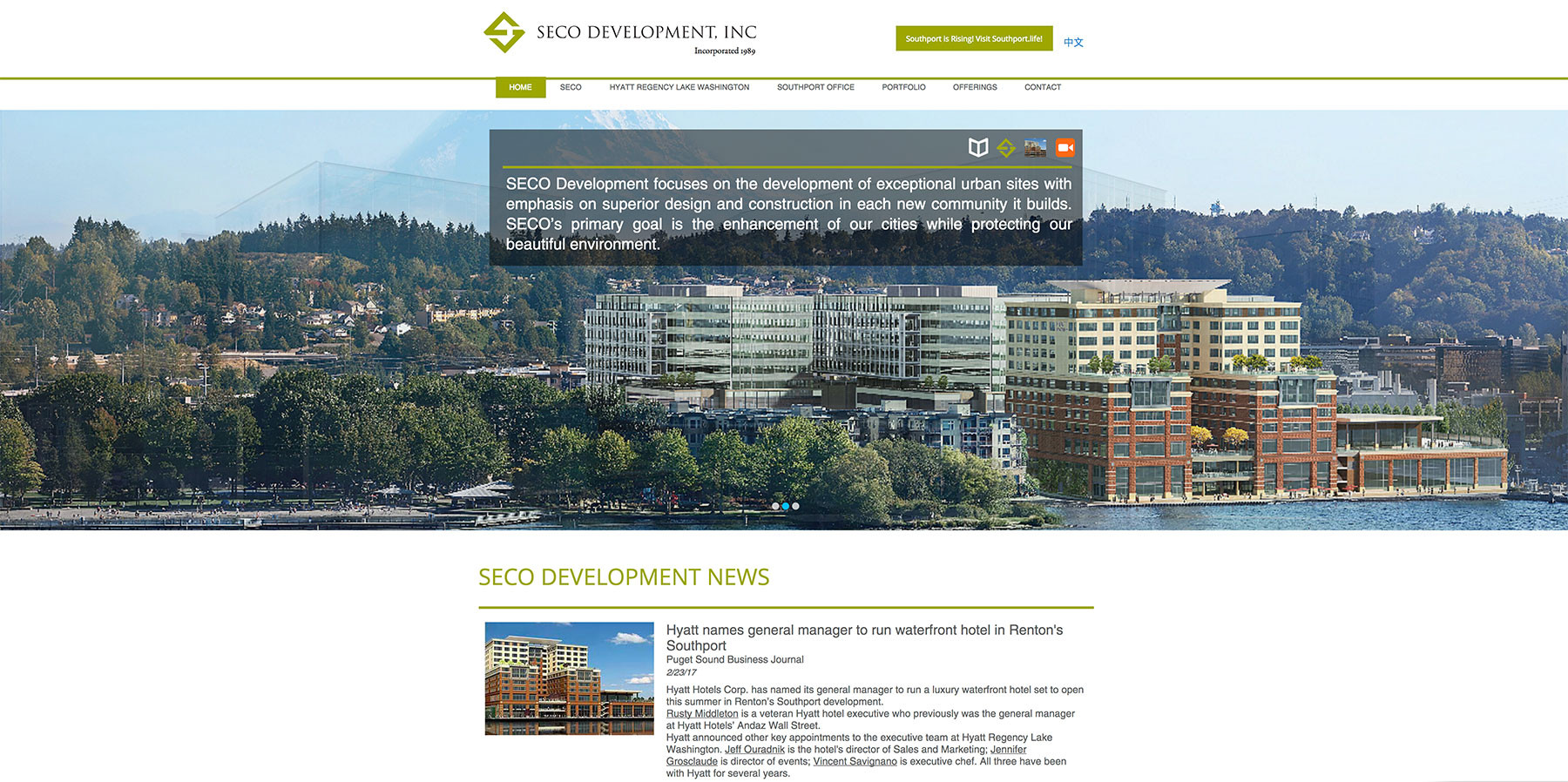 SECO Development