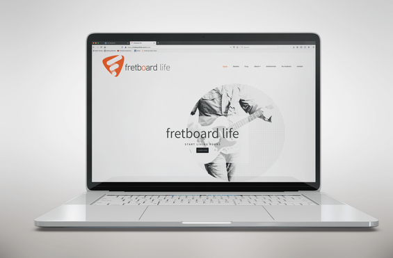 Fretboard Life Home Page