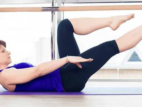 Pilates Mat – A Rhythmic Bodyweight Workout