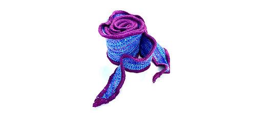 Cornflower Blue Curl
