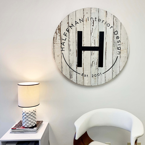 Halffman Sign