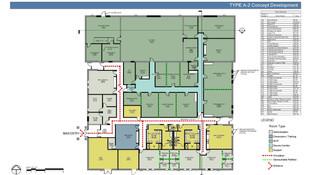 Target Intelligence Building Renovation