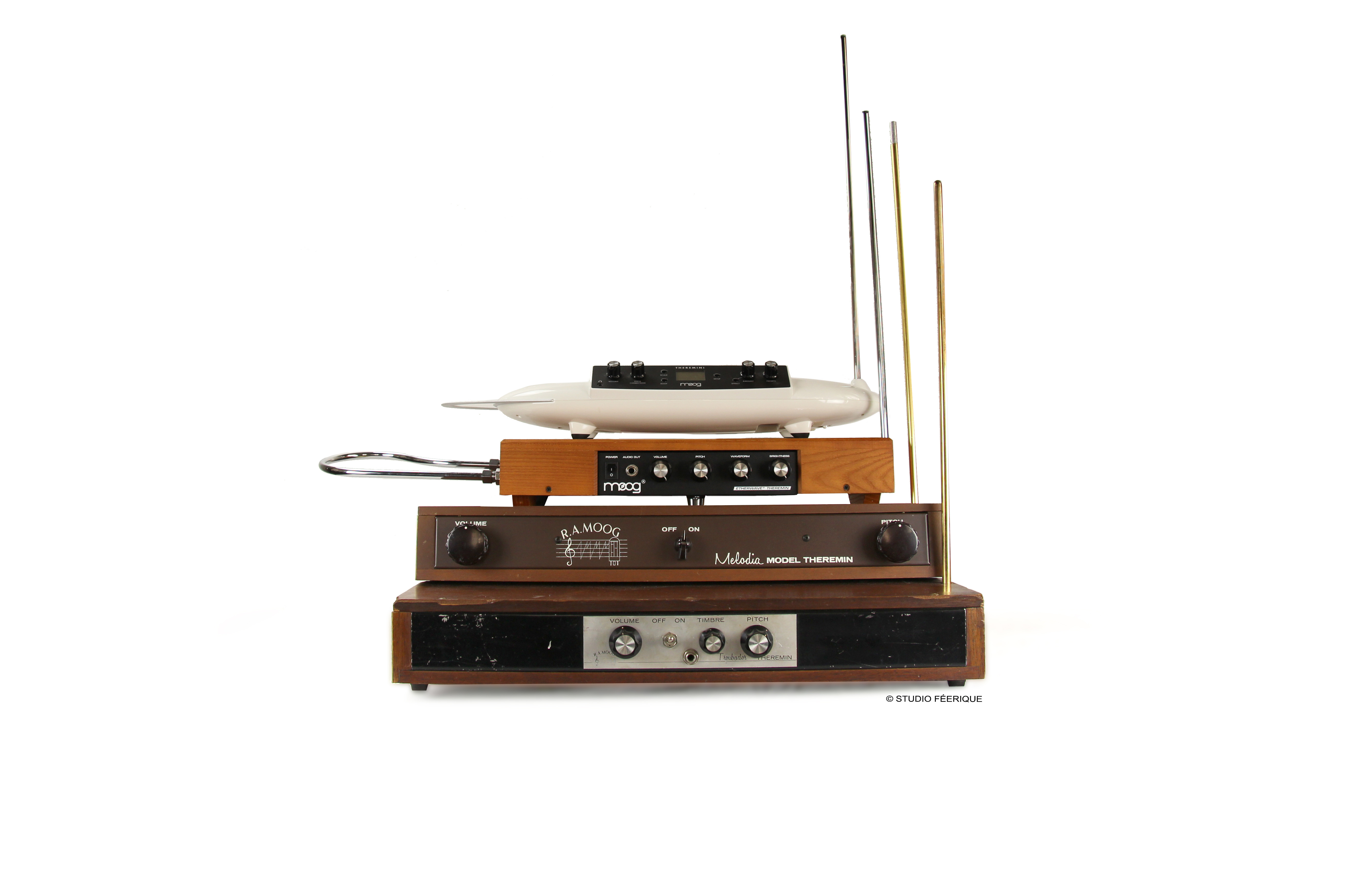Theremin Introduction