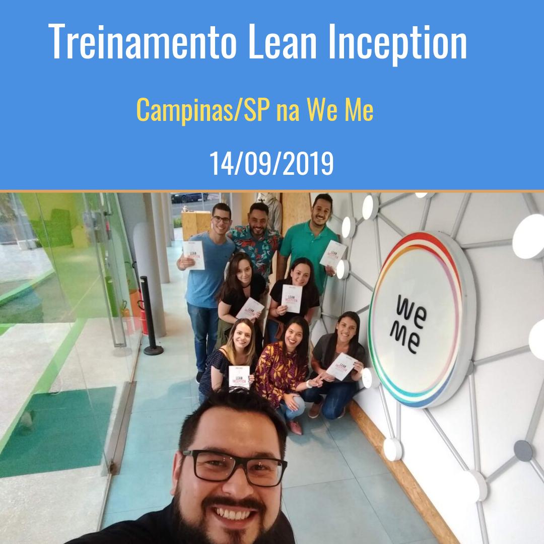 Turma 14/09/19 In Company na DextraCampinas/SP