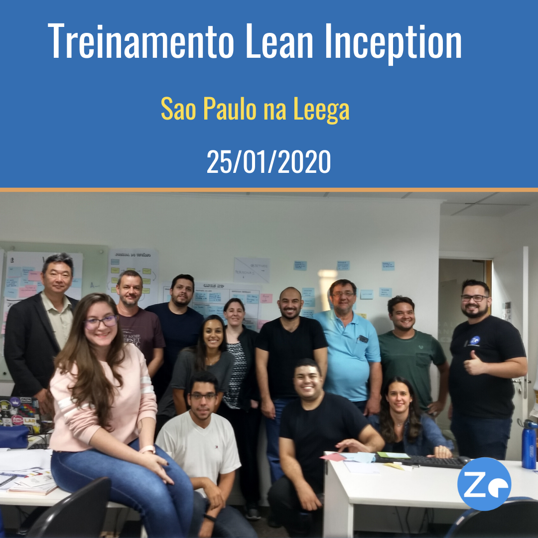 Treinamento LI 25/01/20 São Paulo/SP