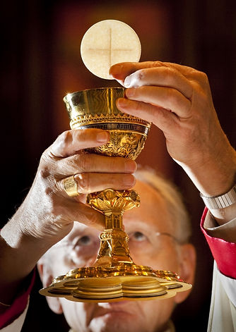 golden cup transubstantiation