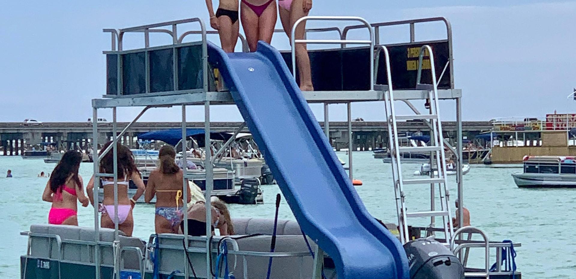 pontoon rental miramar beach girls.jpg