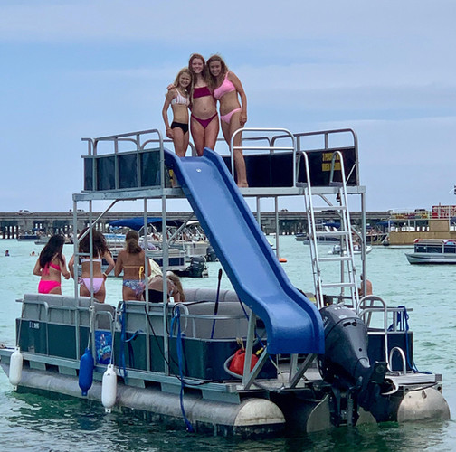 pontoon rental miramar beach girls.jpg