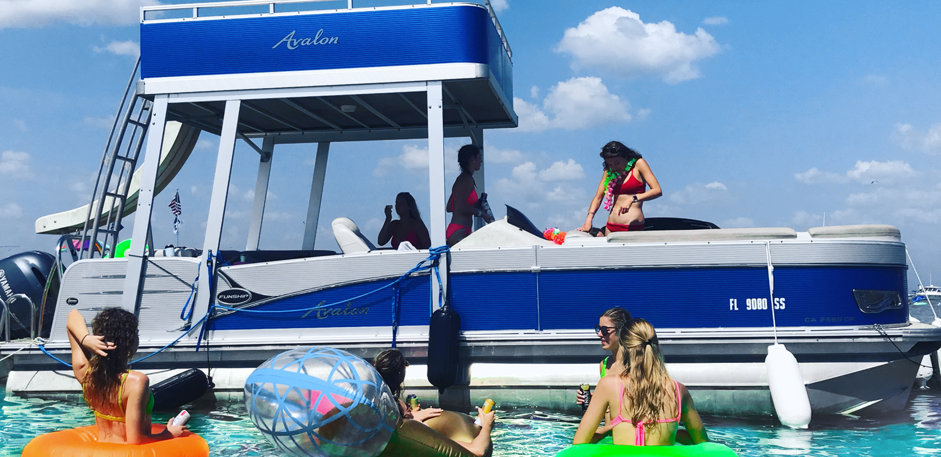 Pontoon Rental Santa Rosa Beach Pontoon
