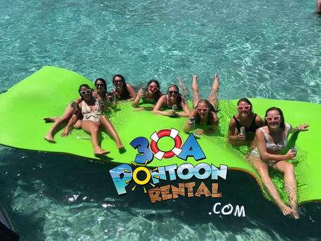 18 X 6 Floating Pad