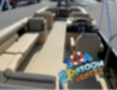 seaside florida pontoon rental pontoon r