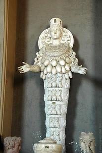 goddess diana vaican
