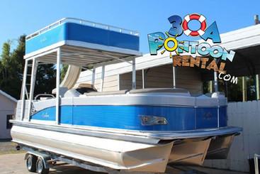 pontoon rental miramar beach pontoon ren