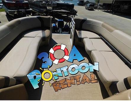 pontoon rental rosemary beach pontoon re