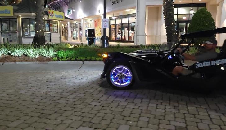 slingshot rental destin neon light 3.mp4