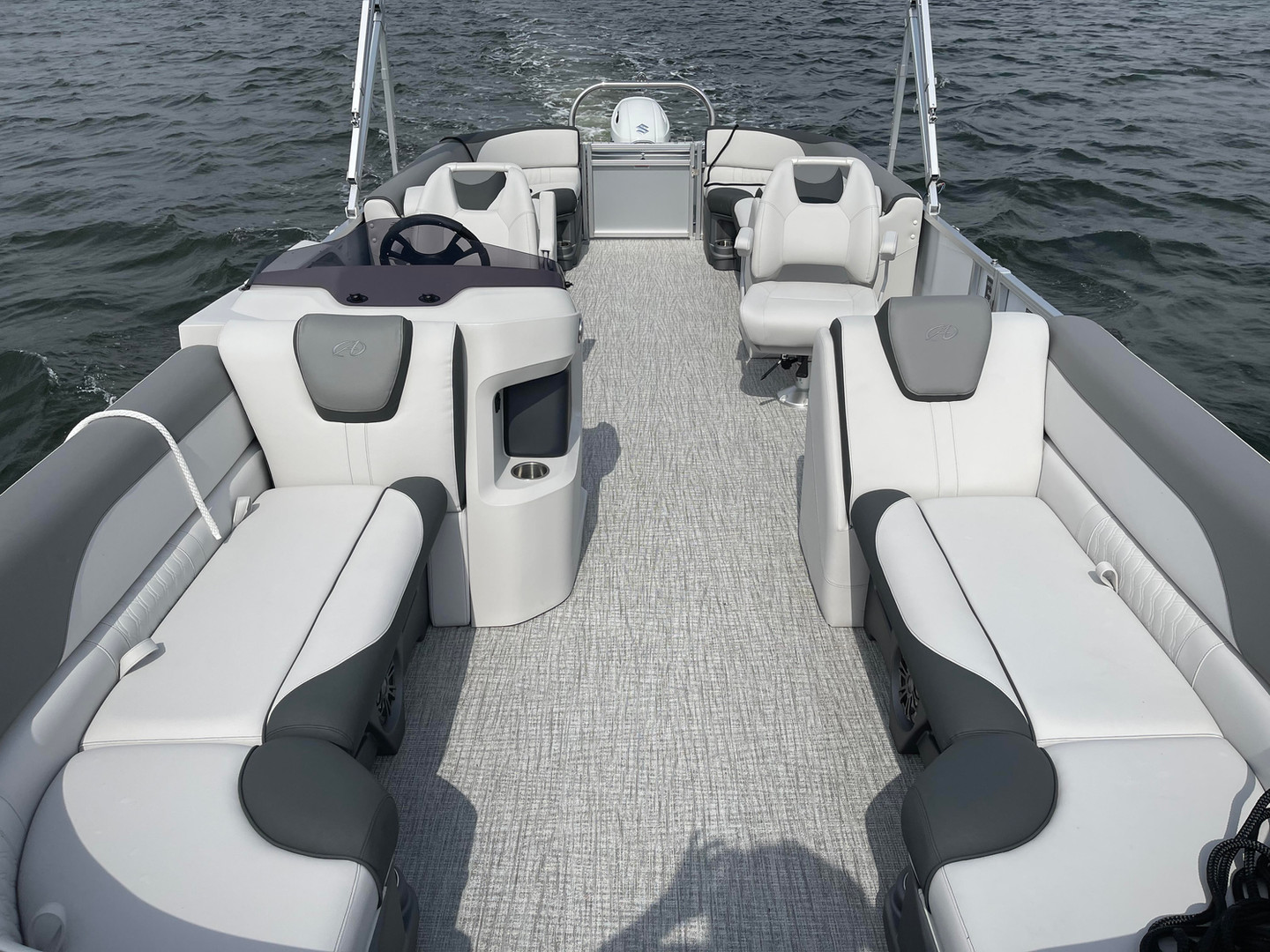 pontoon rental rosemary beach santa rosa
