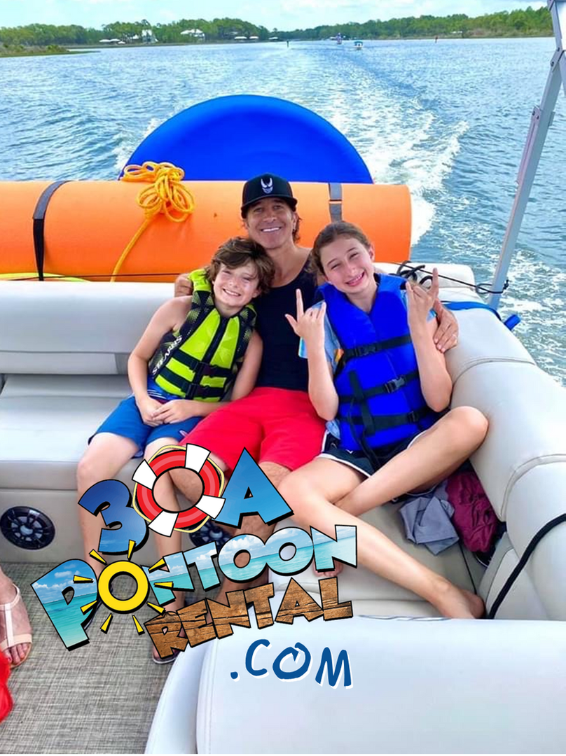 pontoon rental santa rosa beach jaclyn s
