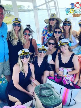 pontoon rentals with captains 30a crab island.jpg